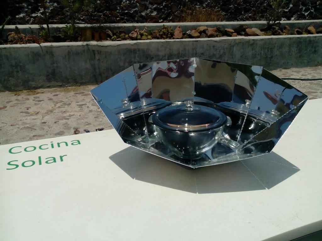Cocina Solar CIASPE